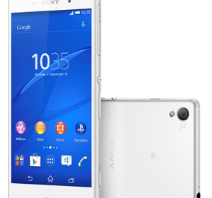 Cho thuê điện thoại Sony Z3